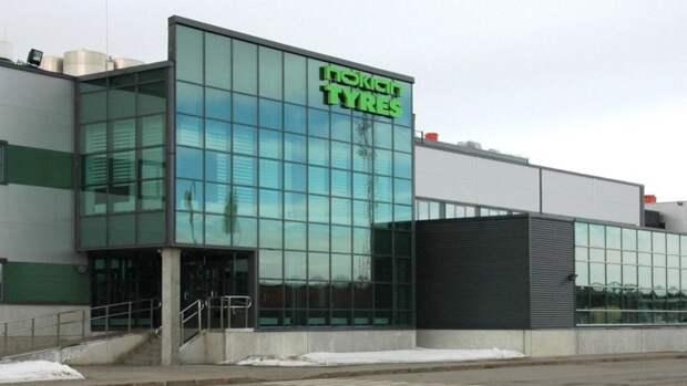 На30% сократил Nokian Tyres продажи шин нарынках РФ