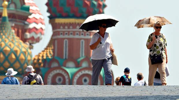 Климатическое оружие существует: Американка или англичанка жарит Россию?