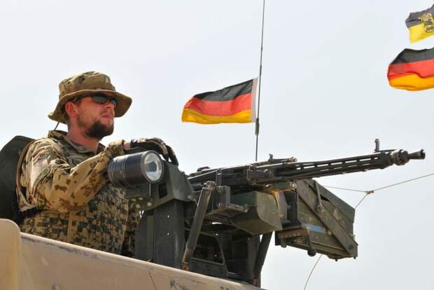 В Германии собираются возродить призыв на военную службу