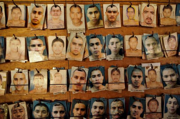 prison07 Латиноамериканские тюрьмы: мужская и женская