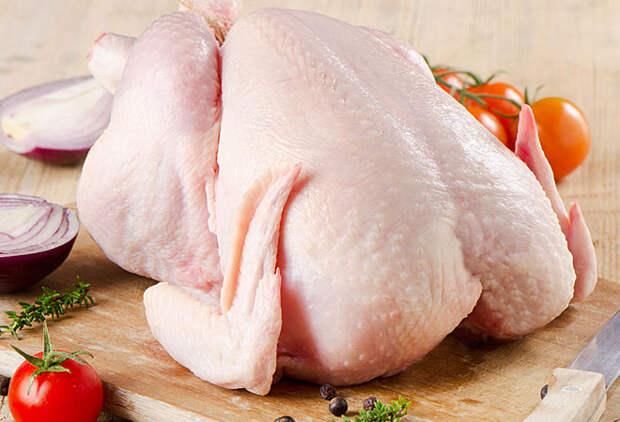 Почему сырую курицу нельзя мыть