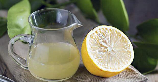 Лимонный сок для борьбы со стрессом и физической усталостью