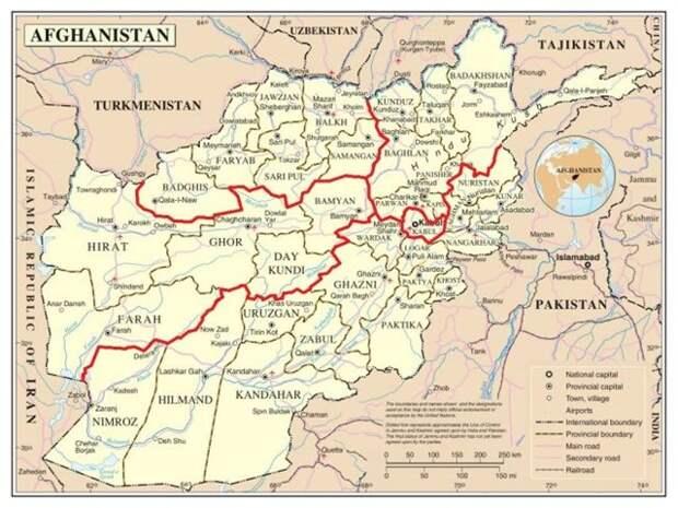 Масудистан и Дустумистан: США взяли курс на раздел Афганистана