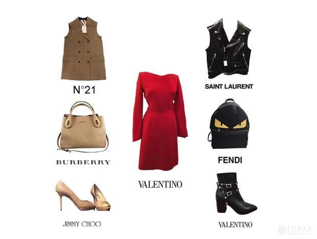 Lady in red: как носить главный цвет осени и выглядеть стильно