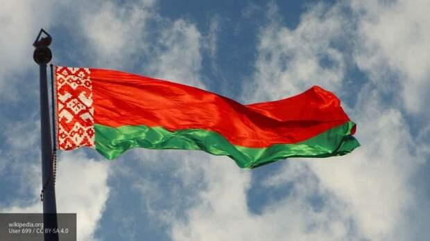 Протест против вмешательства США в дела страны высказало МО Белоруссии