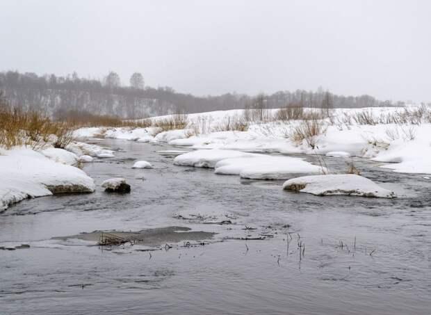 Небольшой мокрый снег придет в Удмуртию во вторник