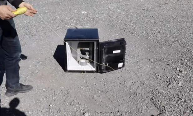 Кладем гранату в сейф: проверка прочности брони