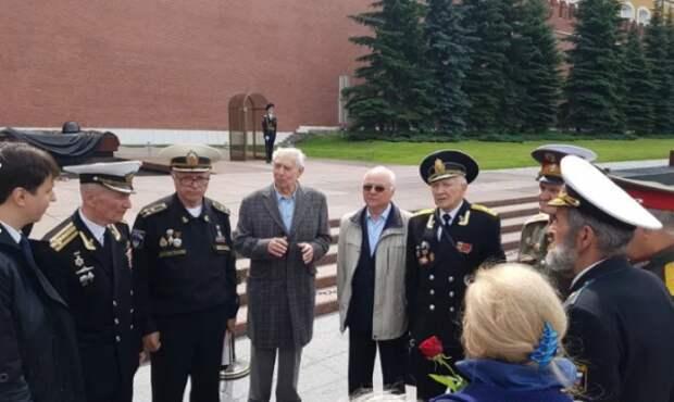 С юбилеем, Севастополь! Поздравление из Москвы