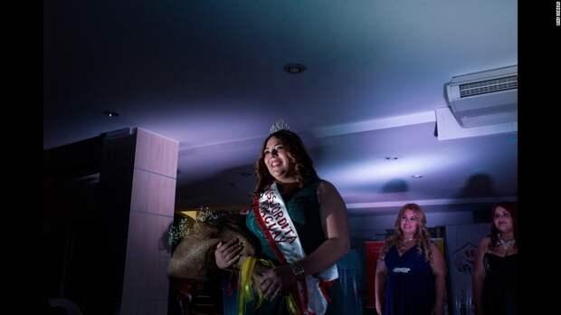 Конкурс красоты среди упитанных парагваек