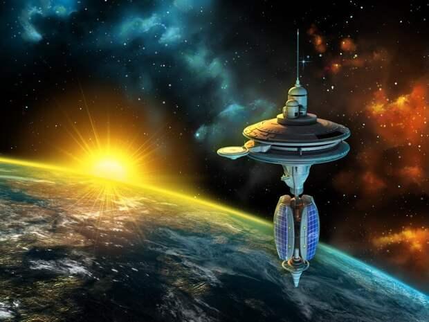Роскосмос планирует начать развертывание новой орбитальной станции через 5-6 лет