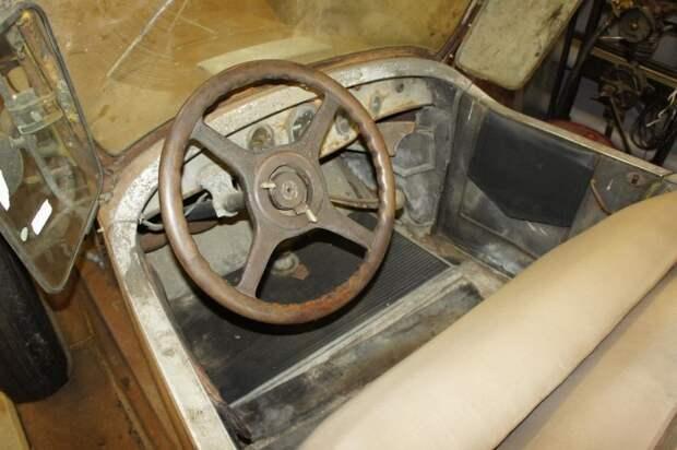 Packard 1926 года: «барнфайнд» навечно barn find, packard, авто, автомобили, восстановление, олдтаймер, реставрация, ретро авто