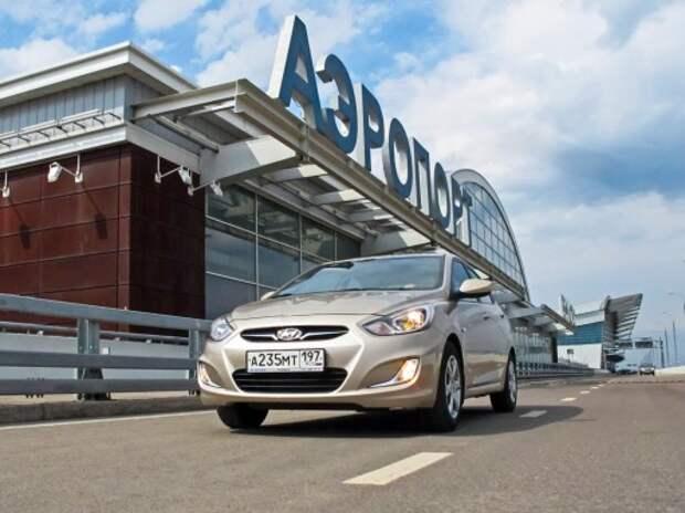 47 100 км с Hyundai Solaris: «сервис-кар»
