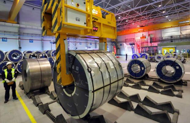 В августе в России начинают действовать экспортные пошлины на металл