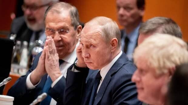 Кремль выставили Лондону ответный ультиматум по встрече Путина и Джонсона