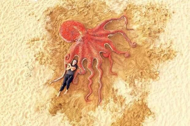 Шедевры из песка Песок, Скульптура, Искусство, Талант, Длиннопост