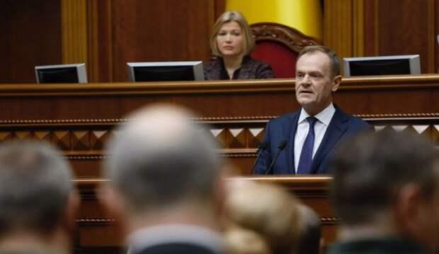 Туск рассказал, как Лукашенко «предлагал объединить Белоруссию и Украину»