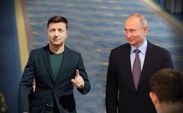 Путин красиво потроллил Зеленского за слова о выдаче украинских паспортов россиянам