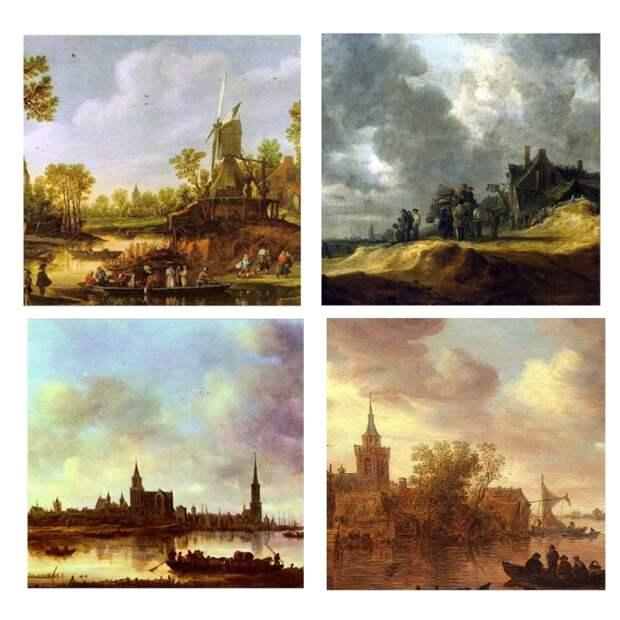 Кто такие «малые голландцы», и чем прославились их самые известные представители