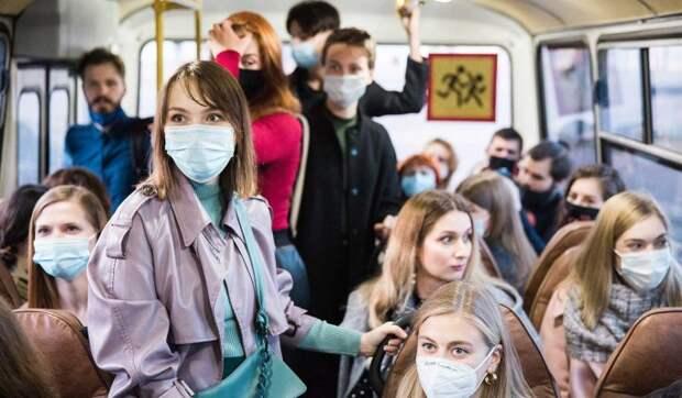 Россиян обвинили в беспечном отношении к мерам по борьбе с коронавирусом