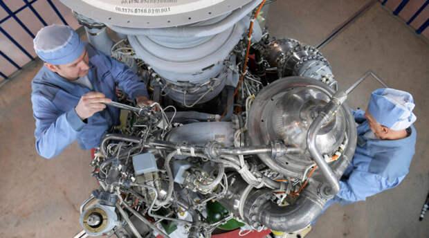 В России готовят к испытаниям новейший ракетный двигатель