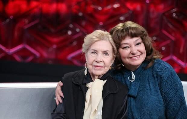 Внук Инны Макаровой не смог присутствовать на её похоронах