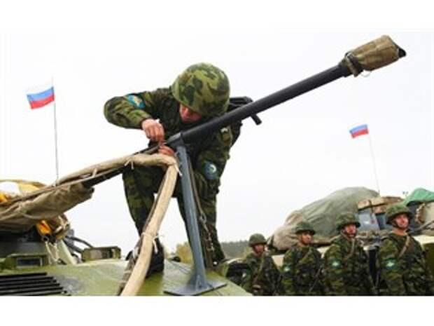 Нога русского солдата: Где ждут «вторжения» в бышем СССР в 2021 году