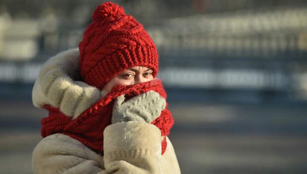 Мороз до минус 11 градусов ожидает жителей Московского региона в ночь на 1 апреля