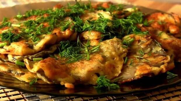 Закуска из грибов: очень быстро и вкусно!
