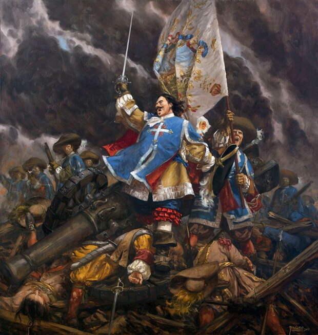 Осада Маастрихта: люди и цифры