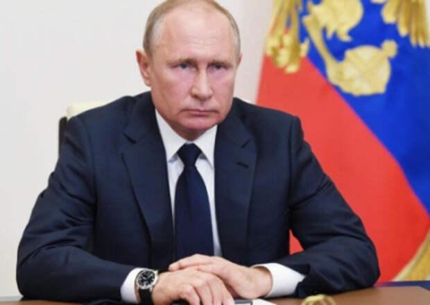 Песков: в 2020 году прямой линии с Путиным не будет