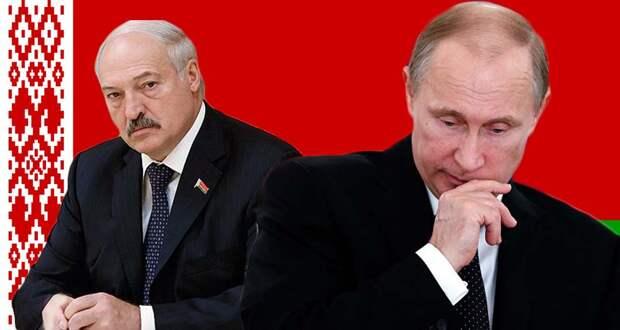Белорусский удар Путина или как Батька стал дрессированным