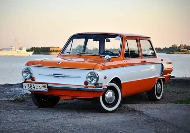 С минимальными доработками советские автомобили выглядят не хуже лучших иномарок тех лет. | Фото: drive2.ru.