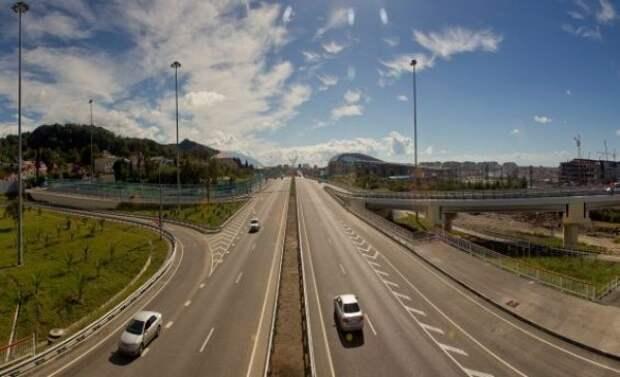 В России появится дорогостоящая трасса