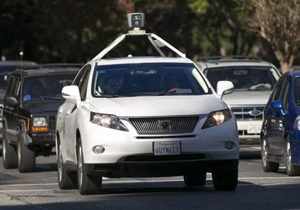 Рынок автономных автомобилей оценивается в 42 млрд долларов