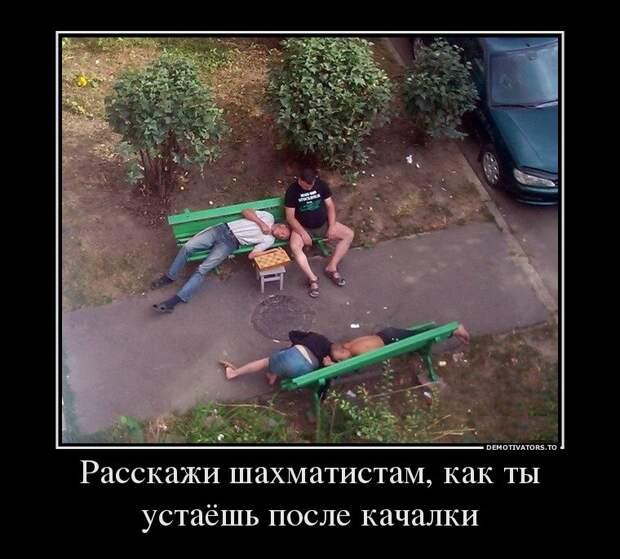 Подборка пятничных демотиваторов для веселья (11 фото)