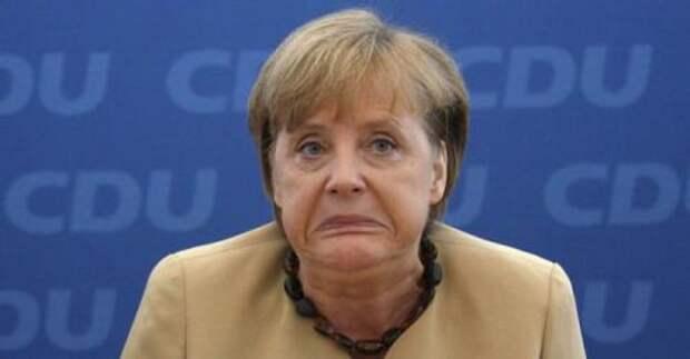 Ангела Меркель: Сами мы не местные