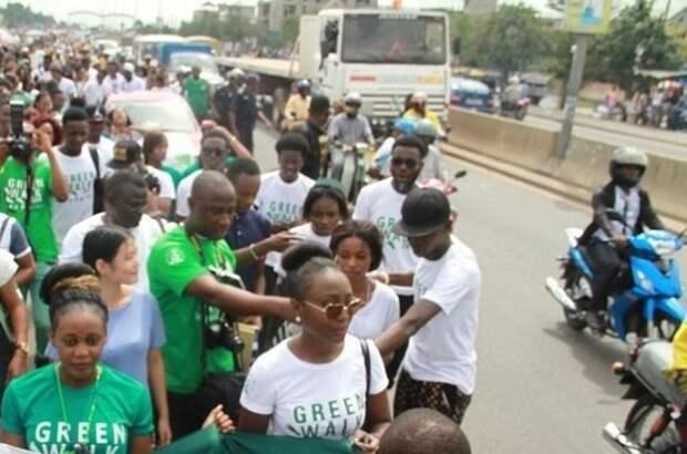 В ходе беспорядков в Нигерии погибли 69 человек