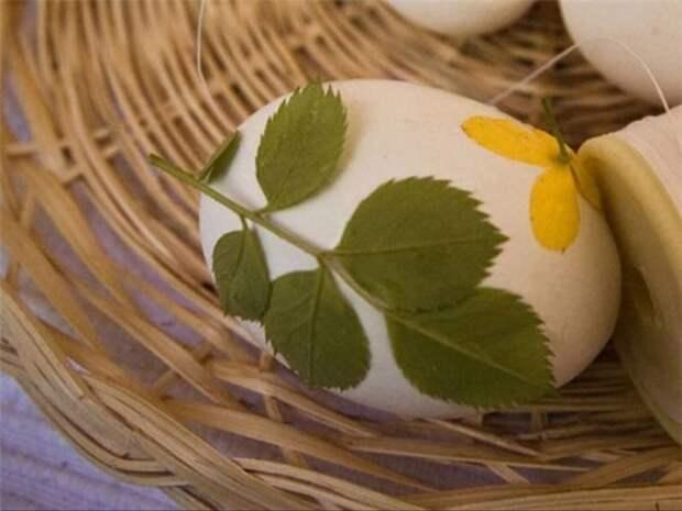 14 крутых способов украсить яйца на Пасху пасха, праздник, украшение яиц, яйца
