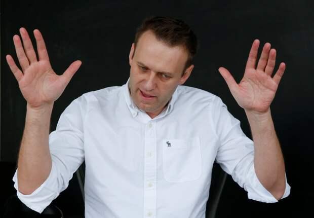 Финал проекта «Навальный»