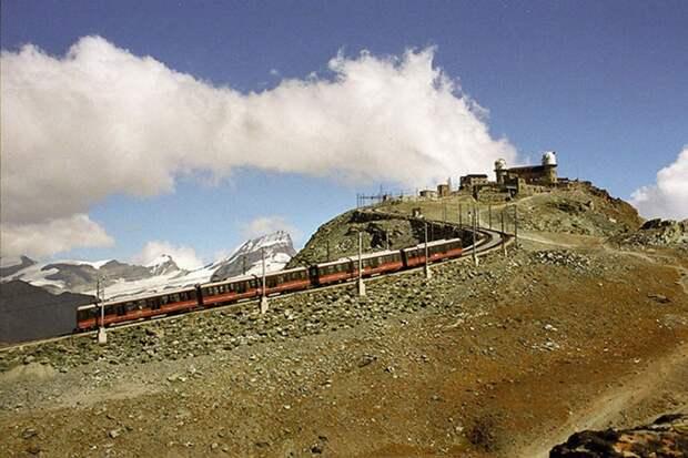 Chbahns71 Топ 5 самых необычных железных дорог Швейцарии