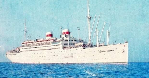 Смертельный круиз: как погиб пассажирский лайнер «Адмирал Нахимов»