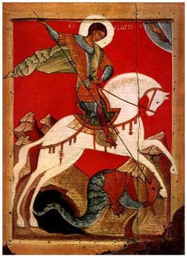 6 мая Память святому великомученику Георгию Победоносцу.