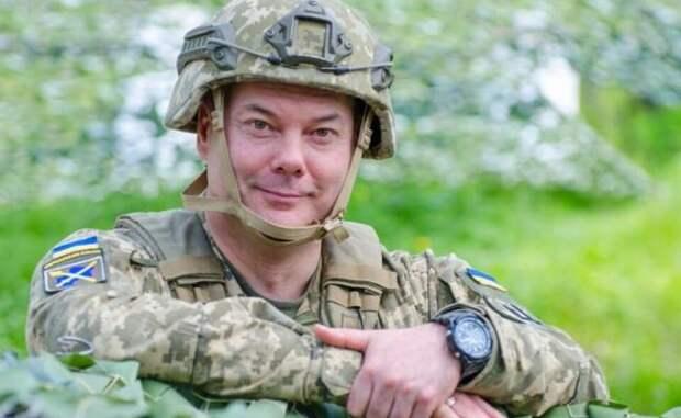 Оговорка поФрейду: Главком сил АТО сравнил карателей сОУН-УПА