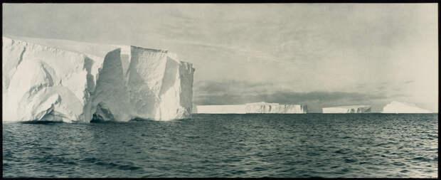 Первая Австралийская антарктическая экспедиция в фотографиях Фрэнка Хёрли 1911-1914 15