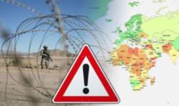 Самые опасные для россиян страны: ТОП-10
