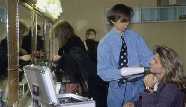 Звёзды эстрады и шоу-бизнеса в лихие 90-е