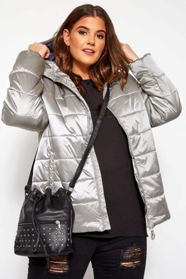 С чем носить куртку женщине за 50