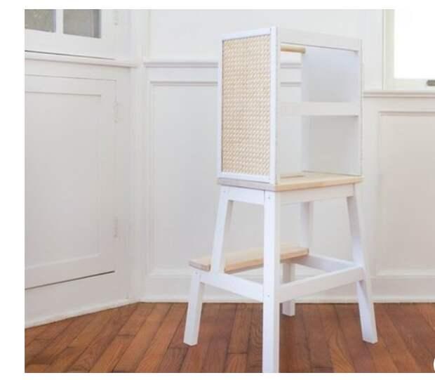 Доработка Икеевского стульчика (diy)
