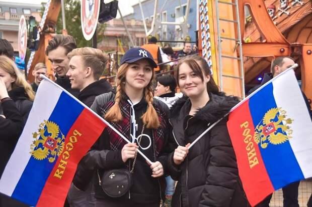 В Краснодаре наступила Крымская весна