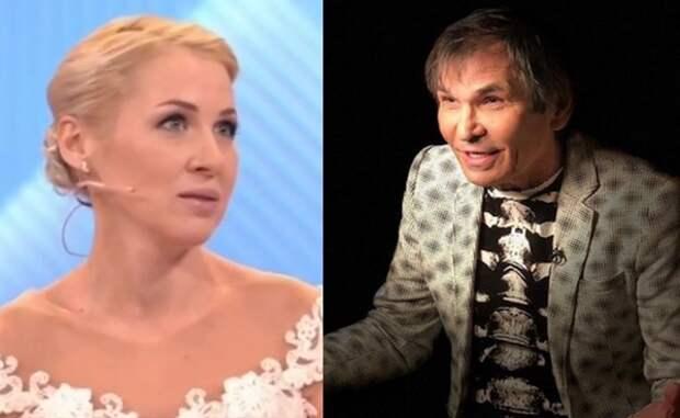 Актриса Виктория Максимова предъявила паспорт с печатью о браке с Бари Алибасовым